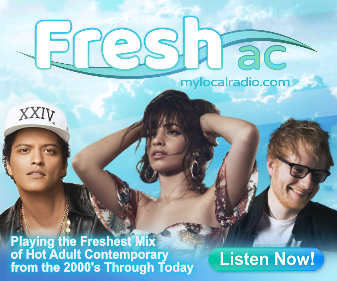 Listen to Fresh AC streaming live
