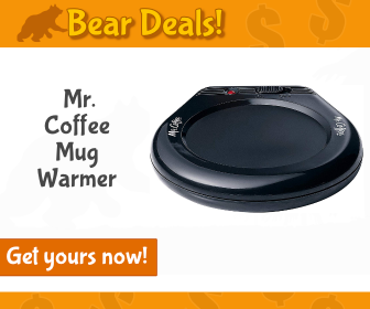 Mr. Coffee Mug Warmer_Bear Deals