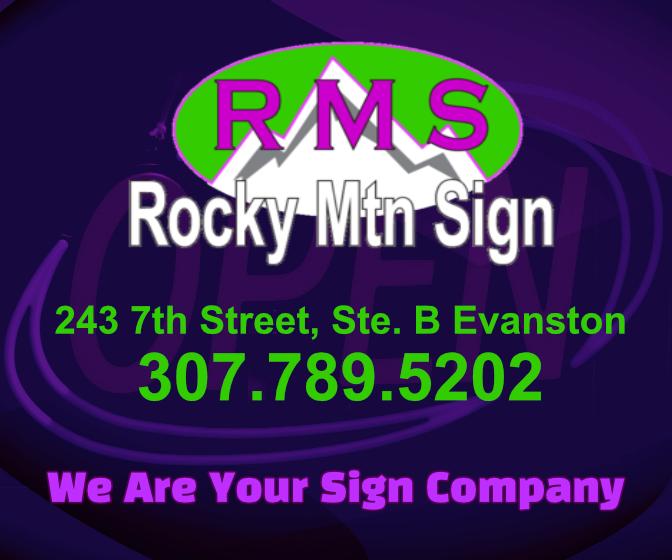 Rocky Mountain Sign