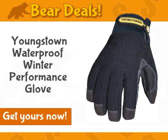 Youngstown Waterproof Winter Glove_Bear Deals