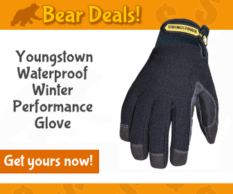 Youngstown Waterproof Winter Glove_Bear Deals