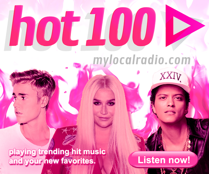 Listen to hot 100 streaming live