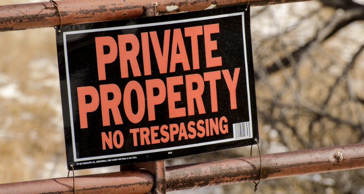 Utah Law Taking Photos On Private Property