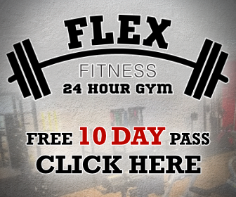Flex Fitness Free Pass Promo
