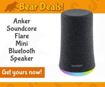 Anker Soundcore Flare Mini_Bear Deals