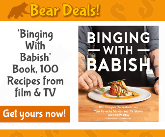 Binging with Babish Book