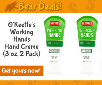 O'Keeffe's Working Hands Hand Cream_Bear _Deals